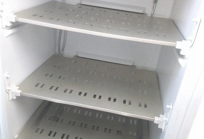 Необходима замена испарителя морозильника с защитным покрытием от коррозии