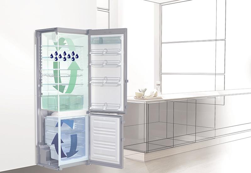 Почему греется холодильник между камерами