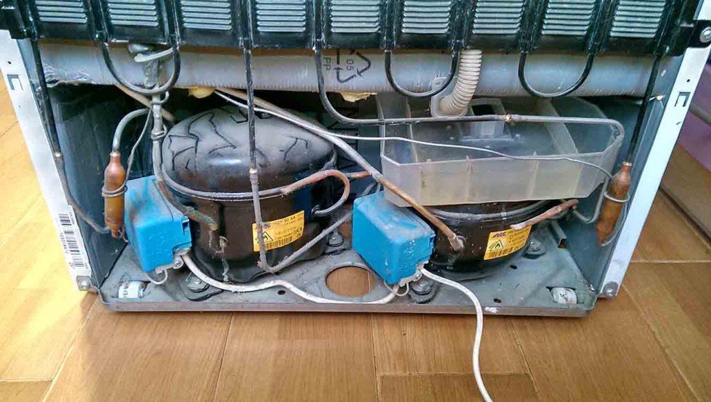 Почему ломается компрессор в холодильнике